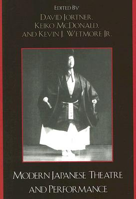 Modern Japanese Theatre and Performance (Studies of Modern Japan) Cover Image