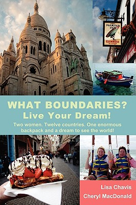 What Boundaries? Live Your Dream! Cover