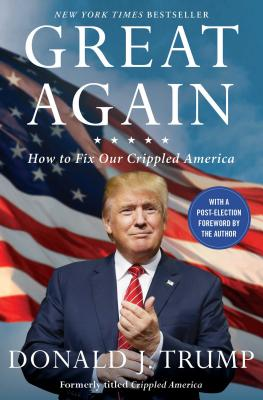 Great Again Cover