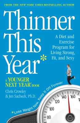 Thinner This Year: A Younger Next Year Book Cover Image