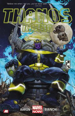 Thanos Rising (Marvel Now) Cover