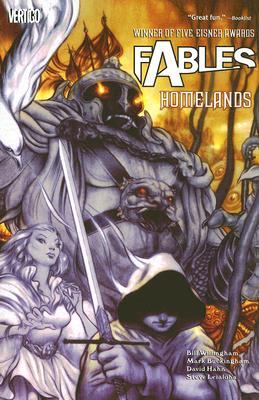 Homelands Cover