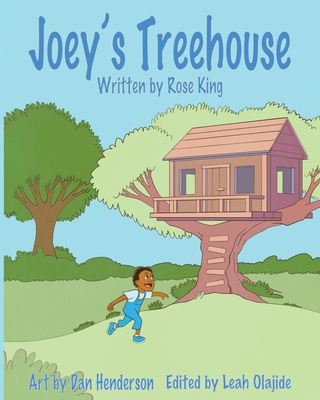 Joey's Treehouse Cover Image