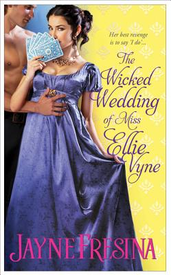 The Wicked Wedding of Miss Ellie Vyne Cover