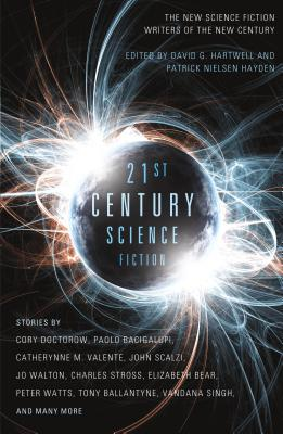 Twenty-First Century Science Fiction Cover