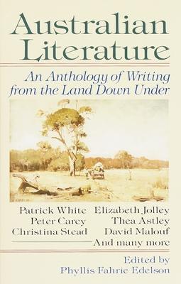 Australian Literature Cover
