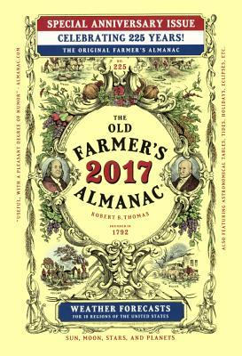 The Old Farmer's Almanac Cover Image