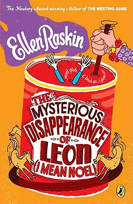 The Mysterious Disappearance of Leon (I Mean Noel) Cover Image
