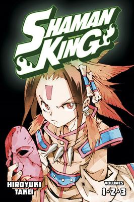 SHAMAN KING Omnibus 1 (Vol. 1-3) Cover Image