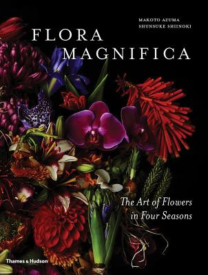 Flora Magnifica: The Art of Flowers in Four Seasons Cover Image