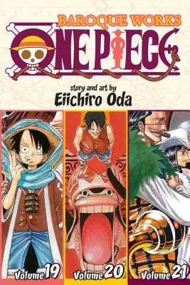 One Piece (Omnibus Edition), Vol. 7 Baroque Works 19-20-21 cover image