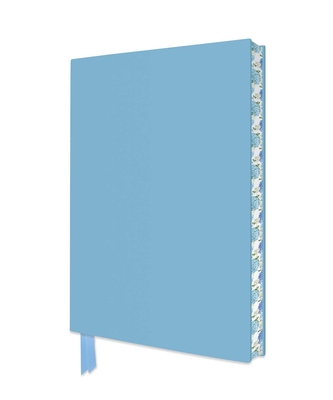 Duck Egg Blue Artisan Notebook (Flame Tree Journals) (Artisan Notebooks) Cover Image