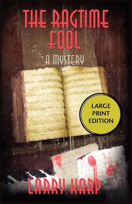 The Ragtime Fool (Ragtime Mysteries #3) Cover Image
