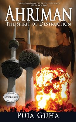 Ahriman: The Spirit of Destruction Cover Image