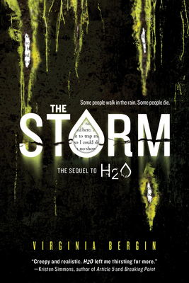 The Storm (H2O #2) Cover Image