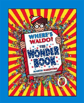 Where's Waldo? the Wonder Book: Mini Edition with Magnifier [With Magnifier] Cover Image