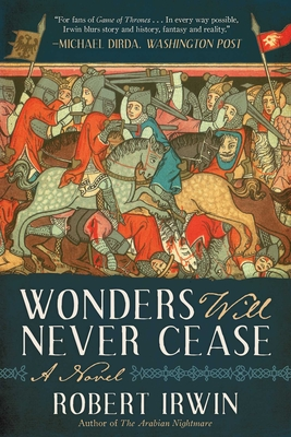 Wonders Will Never Cease: A Novel Cover Image