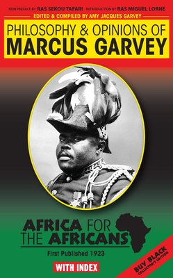 Philosophy & Opinions of Marcus Garvey Cover Image