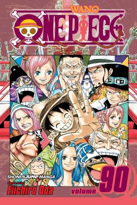 One Piece, Vol. 90 Cover Image