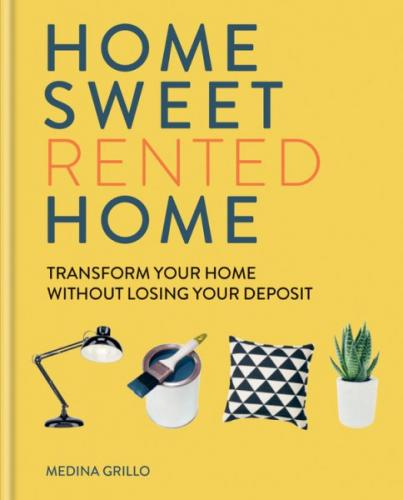 Home Sweet Rented Home Cover Image