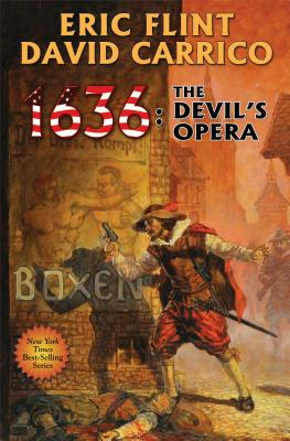 1636: The Devil's Opera (The Ring of Fire #13) Cover Image