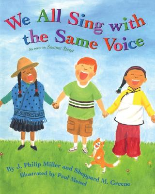 We All Sing With the Same Voice Cover Image