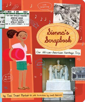 Sienna's Scrapbook Cover