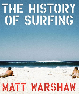 The History of Surfing Cover Image