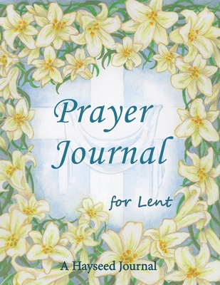 Prayer Journal for Lent Cover Image