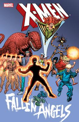X-Men: Fallen Angels Cover Image