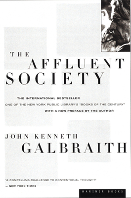 The Affluent Society Cover