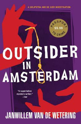Cover for Outsider in Amsterdam (Amsterdam Cops #1)