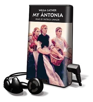 My Antonia [With Headphones] Cover Image