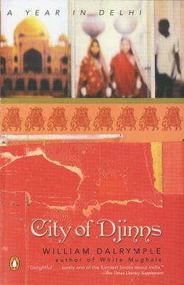 City of Djinns Cover