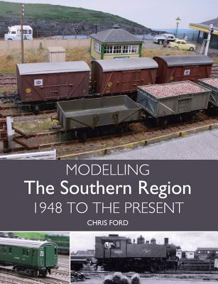 Modelling the Southern Region: 1948 To The Present Cover Image