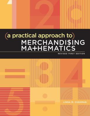 A Practical Approach to Merchandising Mathematics [With CDROM] Cover Image