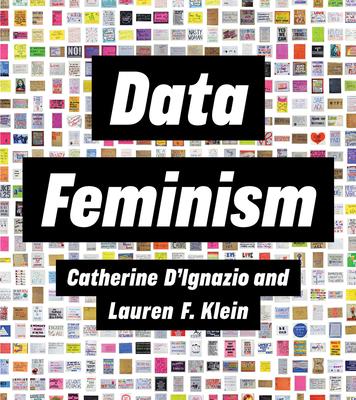 Data Feminism Cover Image