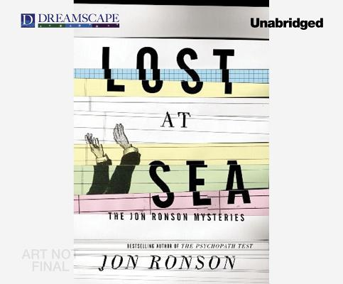 Lost at Sea Cover