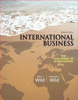 International Business Cover Image