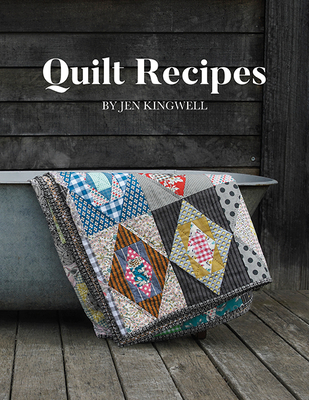 Quilt Recipes Cover Image