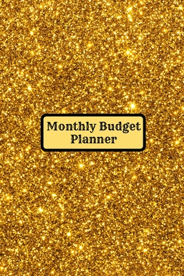 monthly budget planner Cover Image