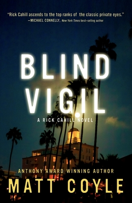 Blind Vigil (The Rick Cahill Series) Cover Image