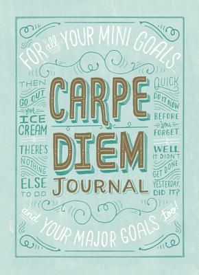 Carpe Diem Journal Cover Image