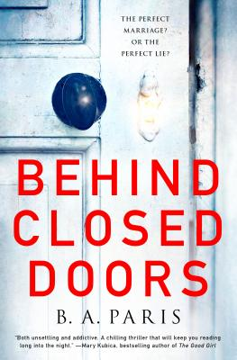Behind Closed Doors: A Novel Cover Image