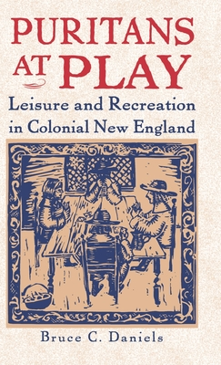 Puritans at Play Cover