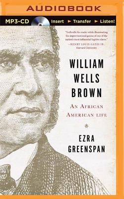 Cover for William Wells Brown