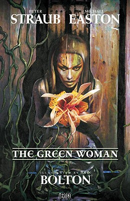 The Green Woman Cover Image