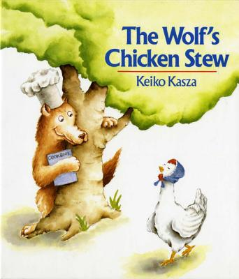 Cover for The Wolf's Chicken Stew