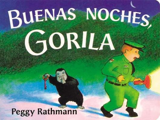 Buenas noches, Gorila Cover Image