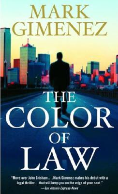 The Color of Law: A Novel Cover Image